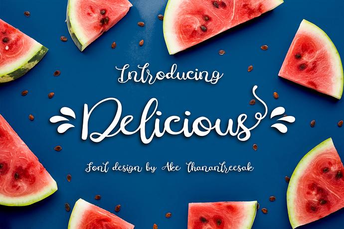 Delicious-display-water-melon